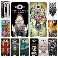 Cool Design Soft TPU Case For Samsung Galaxy S3 S4 S5 Mini A3 A5 J5 2016 Soft Silicone Cover For Samsung S3 i9300 Phone Cases