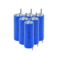 6/8/10 Pcs 26650 Lithium Battery Cell 3.7V 5000mAh ICR 26650 Li Ion Battery For LED Light Digital Camera Toy Interphone Laptop