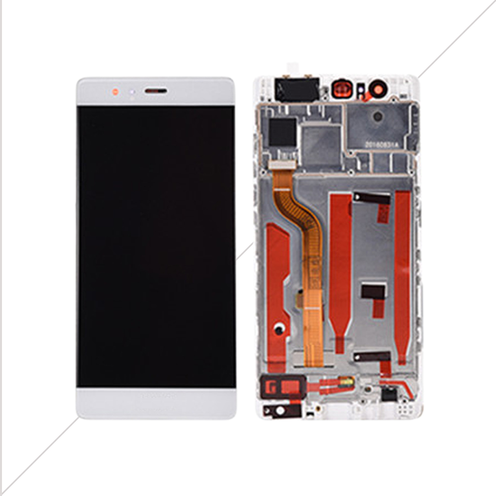"""Image 4 - AICSRAD 5.2"""" LCD For HUAWEI P9 Display Touch Screen Digitizer with Frame for HUAWEI P9 LCD Display EVA L09 EVA L19 Replacement-in Mobile Phone LCD Screens from Cellphones & Telecommunications"""