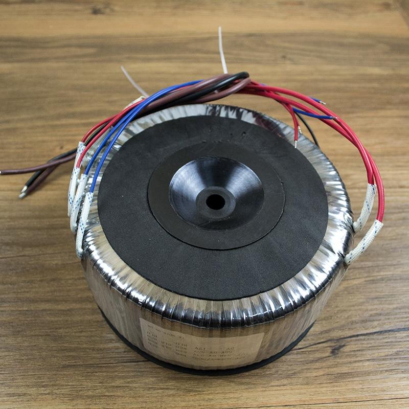 ФОТО 500VA Toroidal transformer Output voltage: 24v-0v-24v.55V-0-55V,12V-0V-12V