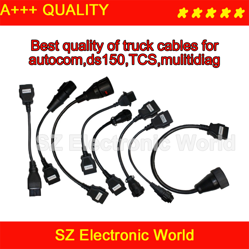 CDP Truck Cables Autocom DS150e TCS Multidiag PRO - SZ Electronic World store