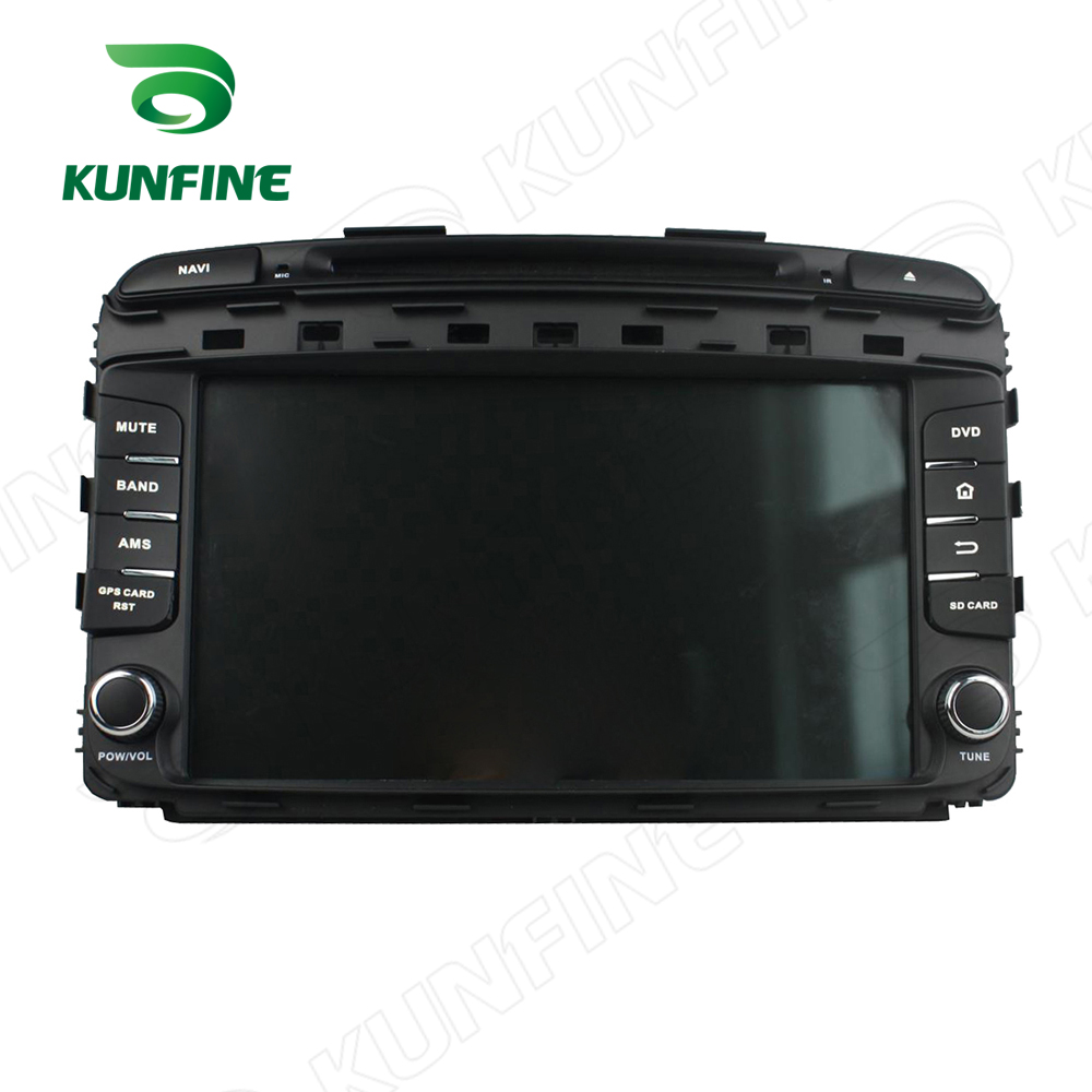 Quad Core 1024 600 Android 5 1 Car DVD GPS Navigation Player Car Stereo for KIA