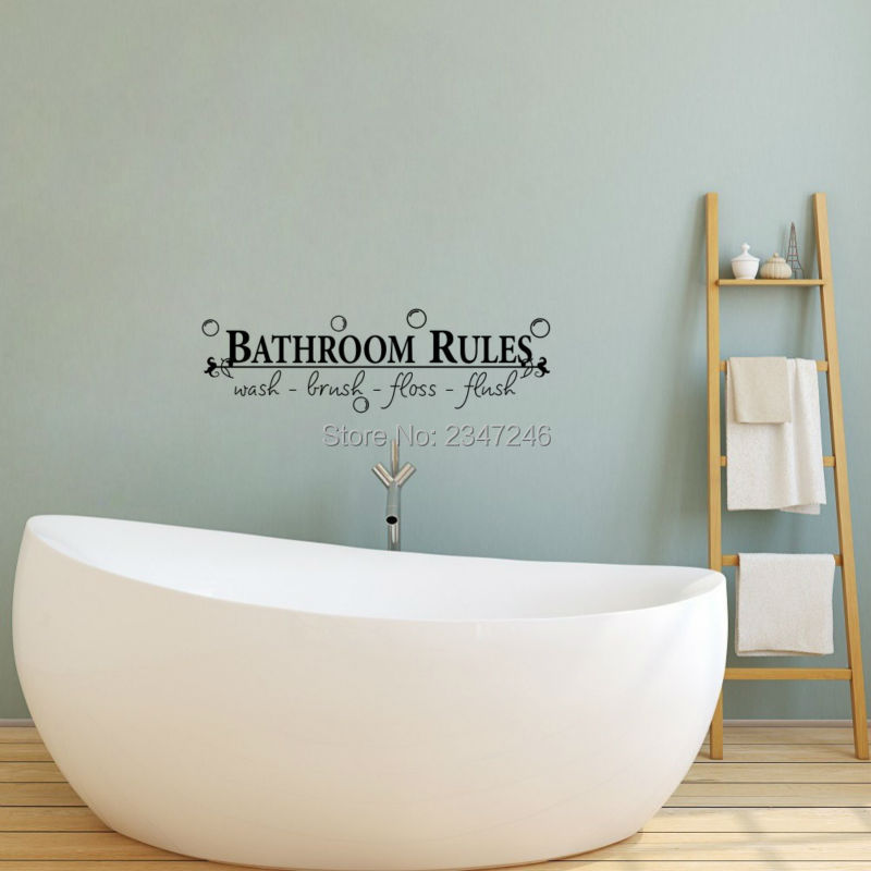 Bathroom Sink Quotes online get cheap wall quotes bathroom -aliexpress | alibaba group