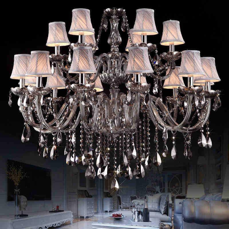 Lampadari Di Cristallo Classici.Nuovo Lampadario Di Cristallo A Soffitto Per La Casa Illuminazione