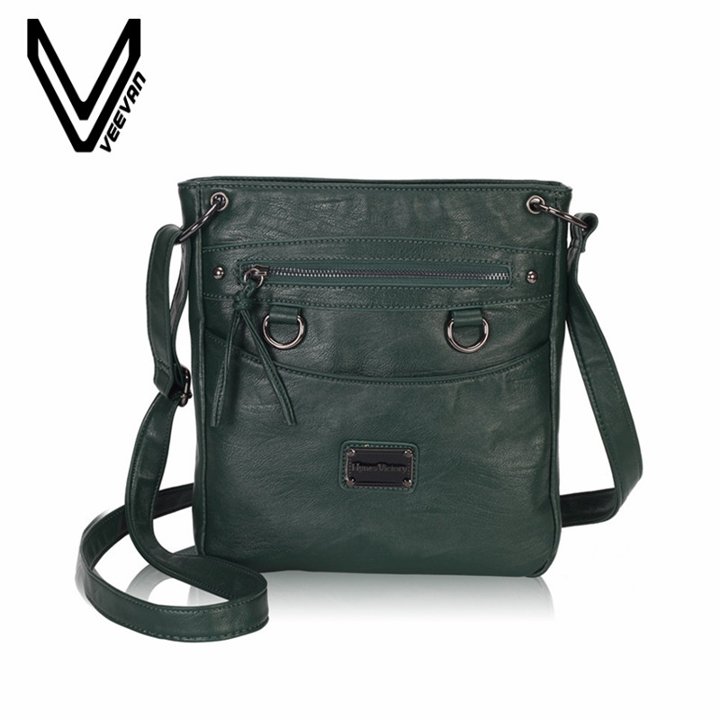 VEEVANV Women Messenger Bag  Bolsa Feminine High Quality Leather Shoulder Bags Ladies Tote Handbag Fashion Small Crossbody Purse vogue star women bag for women messenger bags bolsa feminina women s pouch brand handbag ladies high quality girl s bag yb40 422