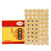 3 lots 54 pcs five years Chen Ai Zhu acupuncture moxibustion massage moxa Ai grass moxibustion Ai paste Ai candle