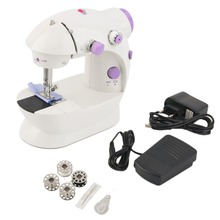 Multifunction Electric Mini Sewing Machine Household Desktop With LED New worldwide store