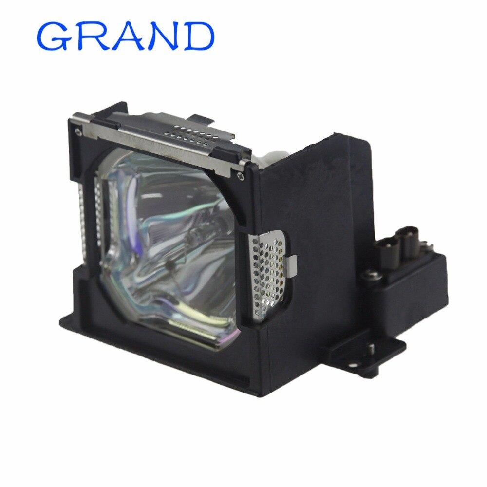 POA-LMP67 610-306-5977 Lamp for SANYO PLC-XP50 XP50 PLC-XP50L PLC-XP55 XP55 PLC-XP55L Projector Lamp With housing Happybate with housing projector lamp poa lmp116 lmp116 610 335 8093 bulb for sanyo plc et30l plc xt35 plc xt35l plc xt3500