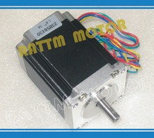 NEMA23 270 Oz in CNC stepper motor stepping motor 3 0A for CNC Router Milling Cuting