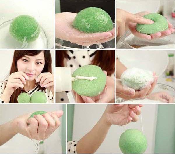 bellapierre Puff cosmetics makeup Sponge