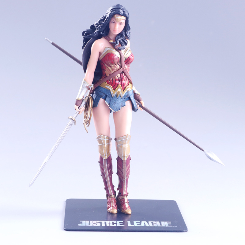 DC Justice League Wonder Woman ARTFX + STATUE 1/10 Scale Pre-Painted PVC Action Figure Juguetes Collection Model Doll Kids Toys виниловая пластинка justice woman