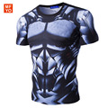 New Men Fashion 3d t-shirt Flexible quick mechanical armor 3D printed T shirt compression shirt tops Fitness tee shirt