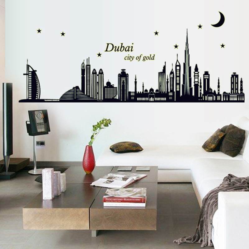 Living Room Designs In Dubai aliexpress : buy 60cm*90cm new design dubai the city of dreams