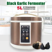90W 5L Automatic Garlic Fermenter Ferment Box Black Garlic Maker Drying Function New Arrival Home Kitchen Appliances
