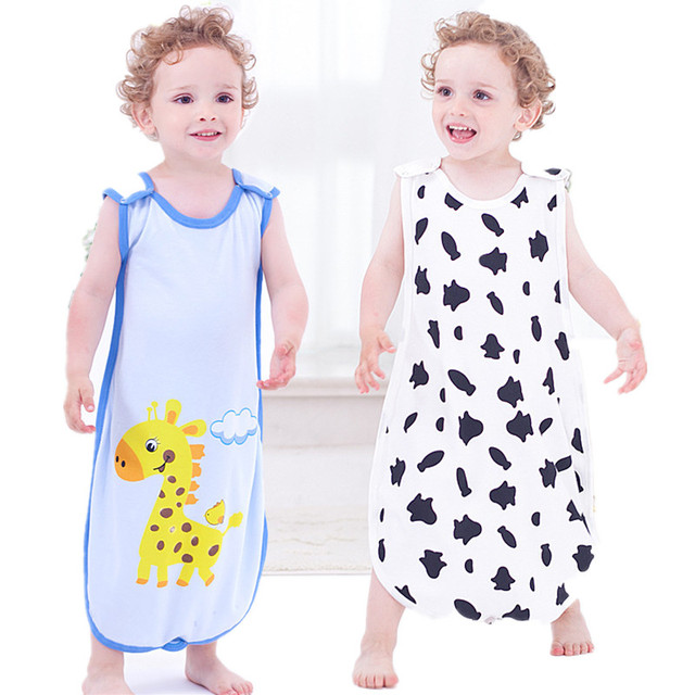 Cartoon Baby Sleeping Bags 2015 Style Of Autumn Newborn Sleeping Bag Colours Bear Print Sleeping Bags Harness-style Bags