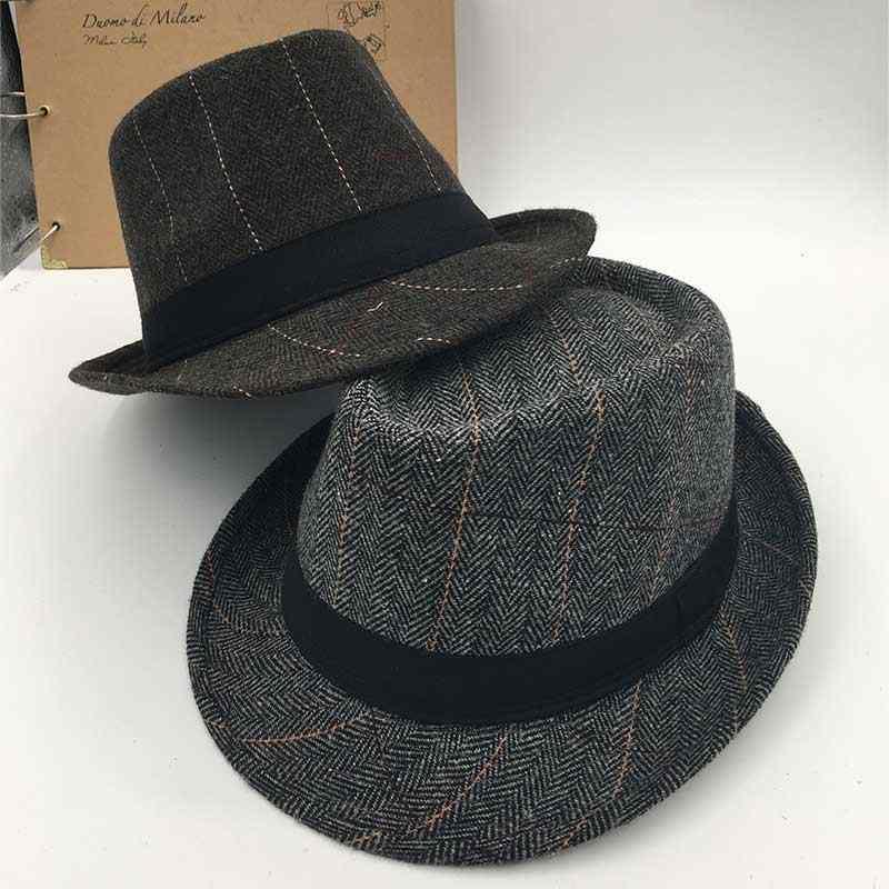 7a12979873527 trilby hats for men black fedora hat vintage fedora hats for men women