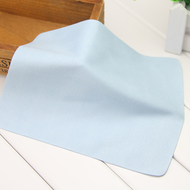 Microfiber Sunglasses Lens Cleaning Cloths 5 pcs Set