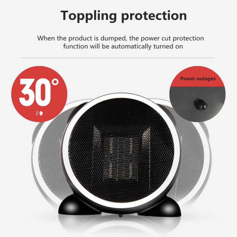 500 watt EU UNS Stecker Mini Elektrische Desktop Heizungen Winter Haushalt Wärmer Mini Geschenke für Dame Kinder Kalten Winter Zu Hause büro Heizung