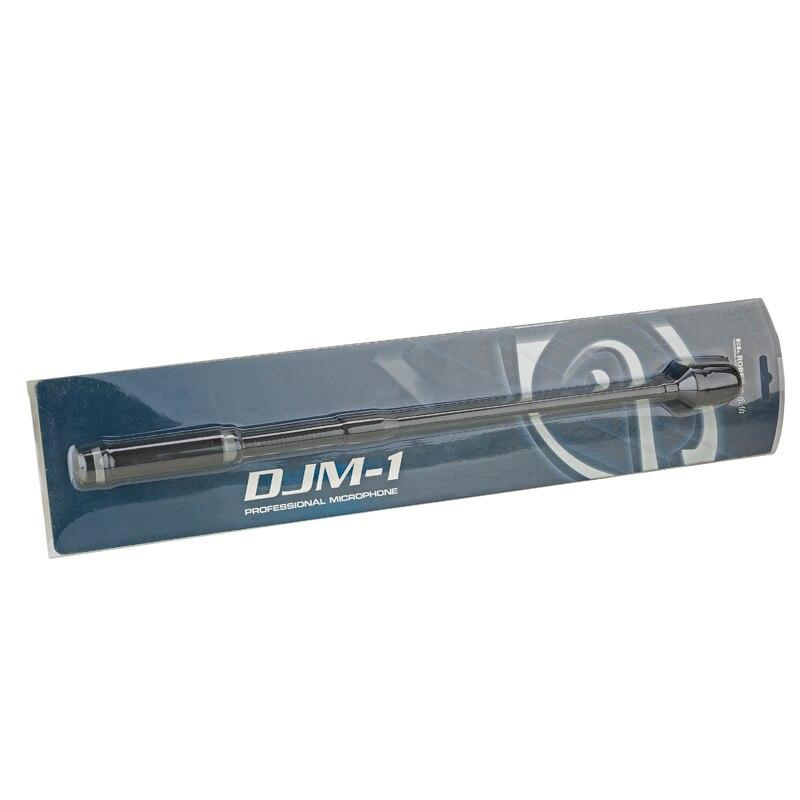 EAROBE DJM - 1 barra profesional de micrófono de bobina móvil para - Audio y video portátil - foto 6