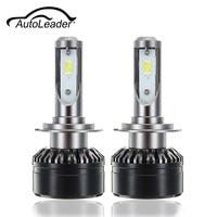 Autoleader 1 Pair D6 N15 CSP Car Headlight LED H4 H7 H8 H11 White 5000LM Fog