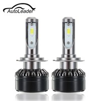 Autoleader 1 Pair D6 N15 CSP Car Headlight LED H4 H7 H8 H11 White 5000LM Fog