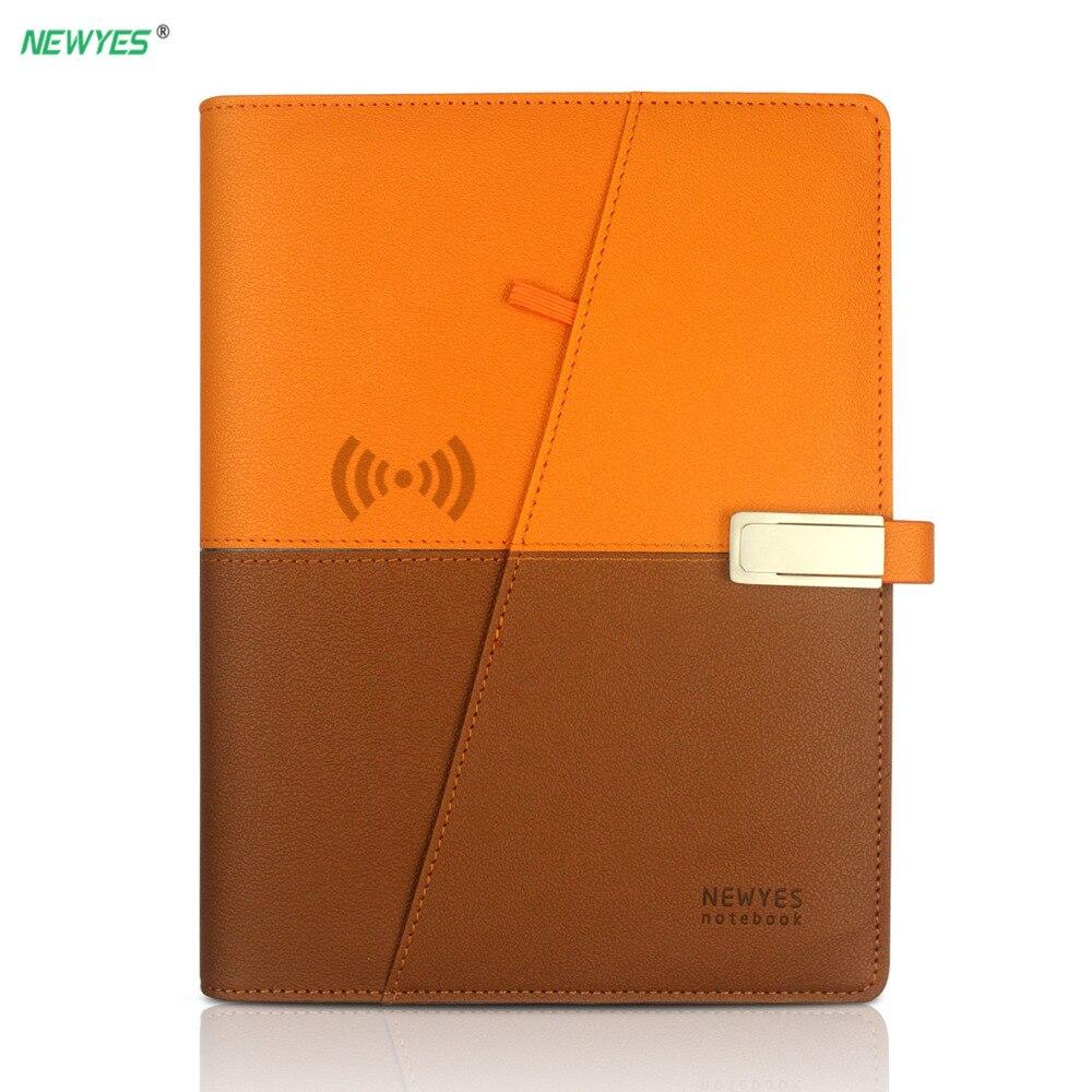 NEWYES A5 Smart Reusable Erasable Notebook A5 Paper Power