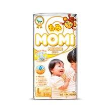 Premium  подгузники MOMI  L( 9-14 кг), 50 шт.