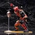 Deadpool Action Figures ARTFX Anime Game Toys Zombie Biohazard Deadpool Superhero X-Men Collectible Model Toy 180cm