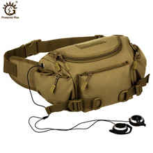 Outdoor Sports Bag Shoulder Military Camping Hiking Bag Tactical Backpack Utility Camping Travel Hiking Trekking Bag canvas multi layer hiking trekking bag tactical military men sports and climbing waist bag new outdoor bum hip bag