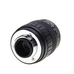 Image 4 - Fujian 35mm F1.7 CCTV Camera lens+lens Adapter ring C FX Mount for Fuji Fujifilm X E2 X E1 X Pro1 X M1/T1
