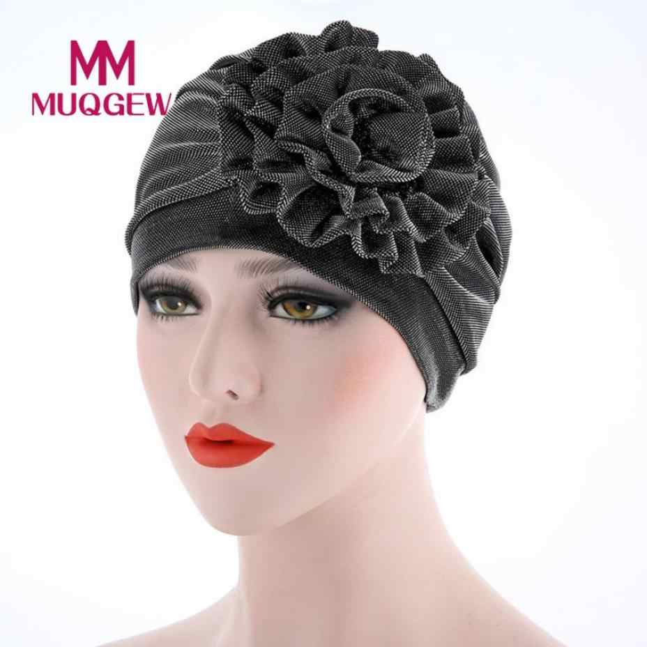 Detail Feedback Questions About 2018 Women India Hat Muslim Ruffle