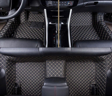 цены на Auto car carpet foot floor mats For kia rio 3 4 2018 sorento 2005 sportage 2018 cerato 2018 carnival cerato k3 ceed car mats  в интернет-магазинах