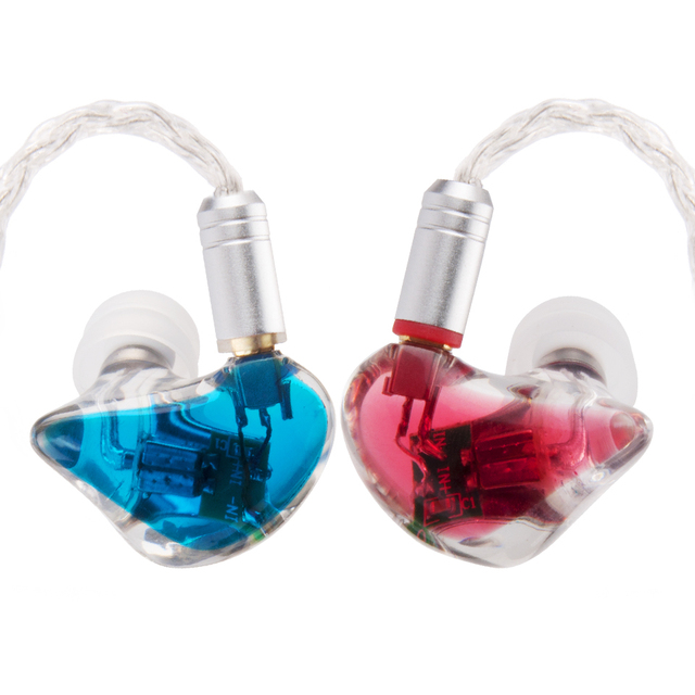 Yinyoo H3/H5 3BA 5BA Unit In Ear Earphone Balanced Armature HiFi Bass Earbuds With Replaceable MMCX Connector Sport Headset