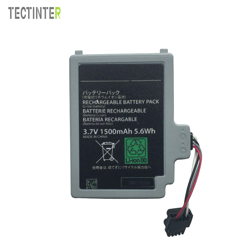 Internal Rechargeable 1500 MAH Battery For Nintendo Gamepad Joystick Controller For WIIU Joypad Accessories