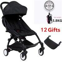 Yoya Baby Stroller offer Israel buyer wagon Car Carriage Folding baby pram Bebek Arabas Buggy baby babyzen yoyo stroller Trolley