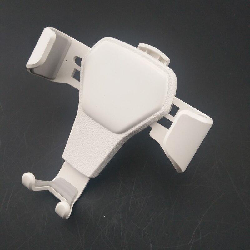 Streng Auto Telefoon Houder Vent Beugel Clip Auto Accessoires Voor Peugeot 206 207 208 301 307 308 407 2008 3008 4008 100% Origineel