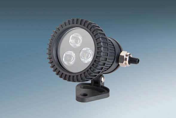 3*1WLED Underwater Light;DMX512 compatible;DC12V input;IP68;Stainless steel housing;please advise the color you need