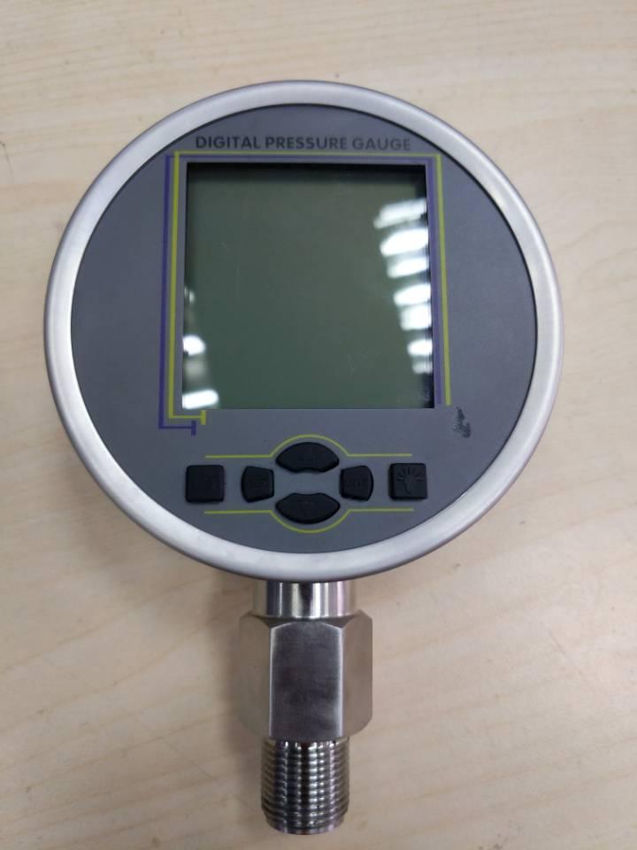 80mm 0 to 0.16-60MPA(8700PSI) For Choice Stainless Steel LED Digital Electric Pressure Gauge Meter Manometer 80mm 60kpa to 60kpa stainless steel digital electric vaccum pressure gauge