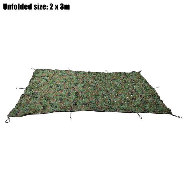 2M x 3M Woodland Military Hunting C&ing Tent Car Cover Shelter Sunshade Awning Camouflage Net Sun  sc 1 st  AliExpress.com & 2M x 3M Woodland Military Hunting Camping Tent Car Cover Shelter ...