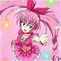 Cure melody cosplay kostüm rosa uniform dress von suite anvulkanisierten(China)