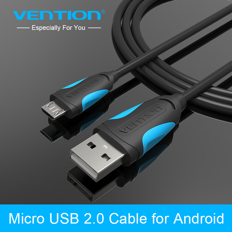 Vention Micro USB Cable 1m,2m,3m Mobile s