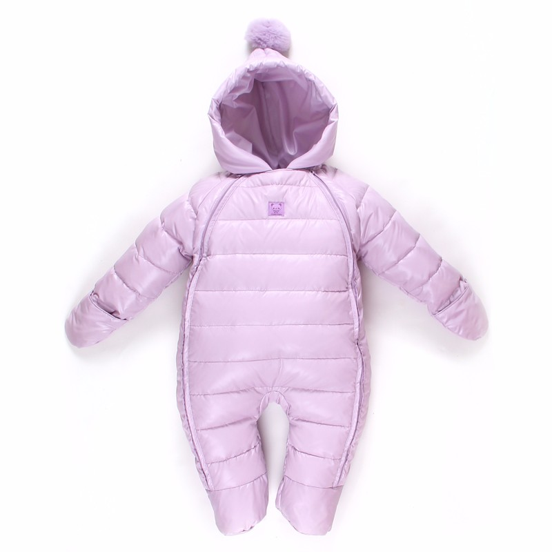 New Arrive Baby Winter Clothes Girls Boys Thick