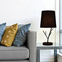 Modern Table Lamps design Reading Study Light Bedroom Bedside Lights Lampshade Home Lighting Led nordic lamp table E27 110v 220v