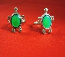 Kawaii Turtle Shape Color Change Mood Ring