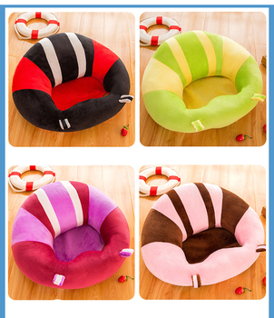 Colorful Baby Seat Support Seat Soft Sofa Cotton Safety  1