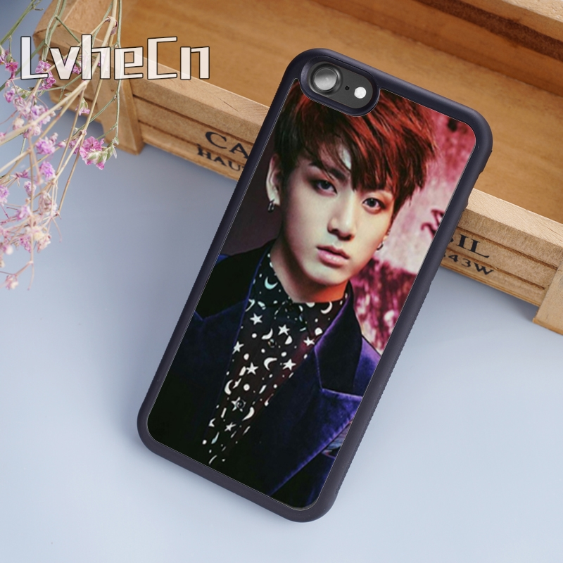 Cellphones & Telecommunications Painstaking Lvhecn Bangtan Boys Bts V Jungkook Suga Kpop Phone Case Cover For Iphone 5 5s Se 5c 6 6s 7 8 10 X Samsung S6 S7 Edge S8 S9 Plus Matching In Colour