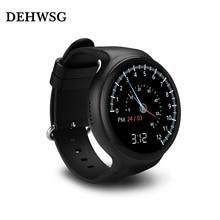 DEHWSG 2017 Новое прибытие I4 Smart watch Android 5.1 1.39 дюймов AMOLED 1 ГБ RAM 16 ГБ ROM Дисплей поддержка 3 Г Wi-Fi GPS Часы телефон