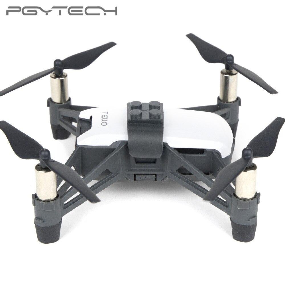 PGYTECH TELLO Adaptateur pour LEGO Jouets RYZE RC Quadcopter pour Tello Accessoires Nouvelle Arrivée
