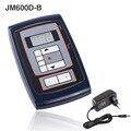 JM600D-B LCD Digital Tattoo Power Supply Permanent Makeup Eyebrow Machine Kit Adjustable EU Plug Free Shipping