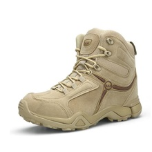 Outdoor Sports Tactical Mountain Climbing Boot Men Wear-resisting Shoes Non-slip Large Size Trekking Shoes for Hiking 361 men s anti slippery outdoor sports hiking shoes damping wear resisting comfortable mountain sneakers 571543325q1w55